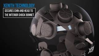 Xenith X2E Football Helmet