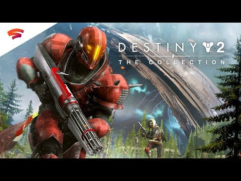 Destiny 2: The Collection Comes To Stadia