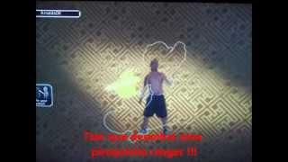 ArnaldoDK Jogando Power Rangers Super Samurai de Kinect Xbox 360