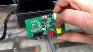 Tour of the battery management system in my Matiz