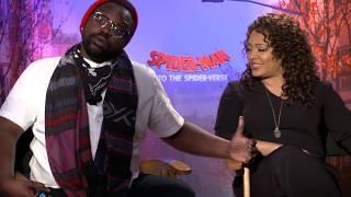 Brian Tyree Henry & Luna Lauren Velez Talk Spider-Man- Into the Spider-verse