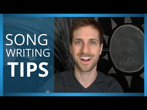 Songwriting Tips ✏️ How to Come Up With Song Ideas