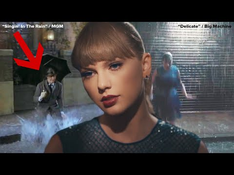 "Decoding Taylor Swift's ""Delicate"" Music Video"