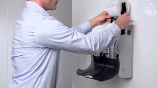 Compact® Tissue Dispensers - Vertical and Quad Loading Instructions Thumbnail
