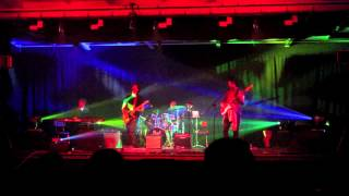the forgotten roads - live act - memories out of night - eden - CRF cover - 2012