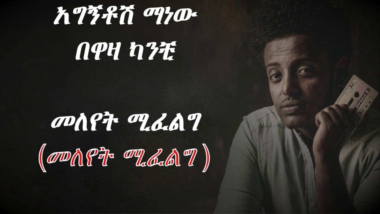 Esubalew Yitayew (Yeshi) - Yetim Yemechegnal የትም ይመቸኛል (Amharic With Lyrics)
