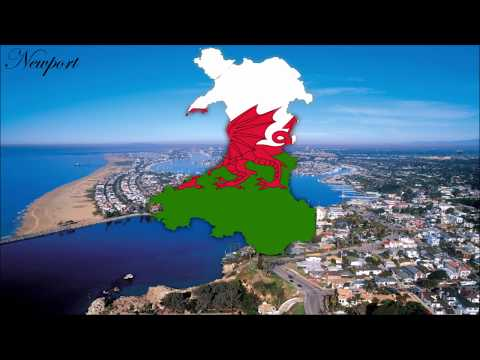 """National Anthem of Wales: """"Hen Wlad Fy Nhadau"""" (Land of My Fathers)"""