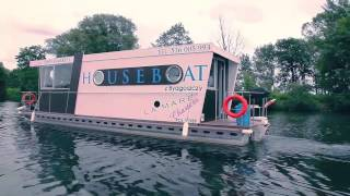 Houseboat - Canalboat by La Mare