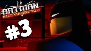 Batman Rise of Sin Tzu PART 3 Order & Chaos (Co-op)