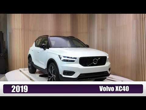 Le nouveau Volvo XC40 2019