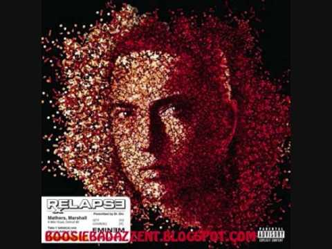 NEW Eminem - Till Hell Freezes Over (Relapse) 2009