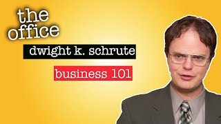 Download Dwight K. Schrute: Business 101 - The Office US Mp3 and Videos