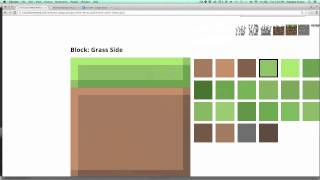 Texture Pack Editor Demo