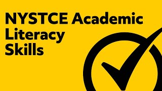 Free NYSTCE Academic Literacy Skills Test Study Guide