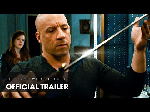 The Last Witch Hunter (2015 Movie - Vin Diesel) – Official Teaser Trailer