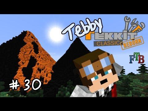 Minecraft Tebby Tekkit - 030 - Water Storage