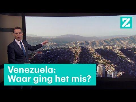Venezuela: Hoe heeft het zo mis kunnen gaan? • Z zoekt uit