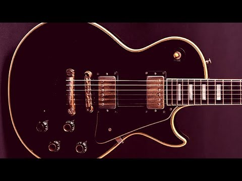 D Blues Shuffle   Guitar Backing Jam Track