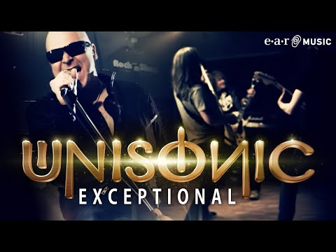 Unisonic 'Exceptional' Official Music Video - New album 'Light Of Dawn' OUT AUGUST 2014