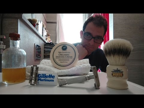 Gillette Rocket HD - Gillette Platinum - Taylor Organic - Simpson Chubby 2 Synthetic