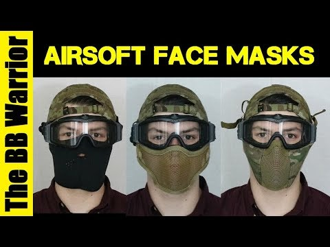what-is-the-best-face-protection-for-airsoft?