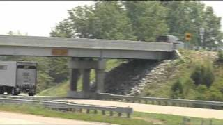 Boone Route 40 Bridge Deck Replacement