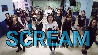 SCREAM   Usher   Warm Up   Dance Fitness   JM