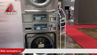 Máy giặt máy sấy công nghiệp danube nhập khẩu trực tiếp giá tốt nhất