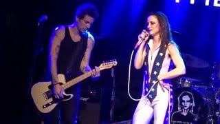 """Juliette & The Licks """" This I Know """" Heaven, London 4-5-16"""