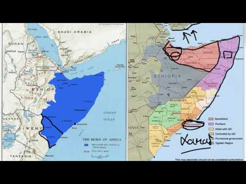 Where are the Somalis? A quick tour of Somalis in the Horn of Africa.