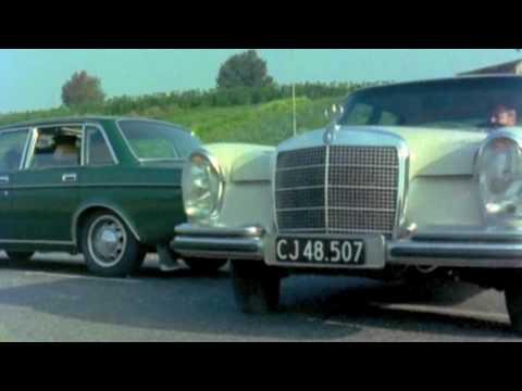 Mercedes Benz W108 W109 1965 -1972