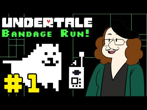 SECRETS GALORE! | Undertale (Bandage Run) - Part 1