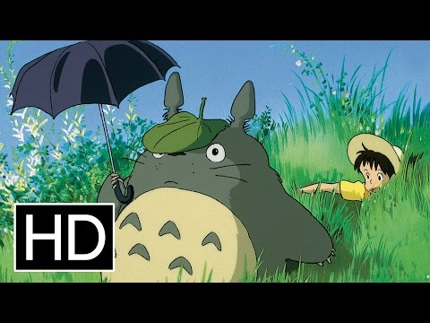Trailer do filme Meu Amigo Totoro