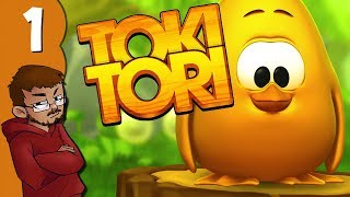 Let's Play | Toki Tori - Part 1 - Forest Falls