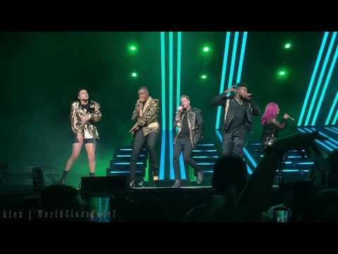 Pentatonix - Evolution Of Rihanna - Live (8/9/18)