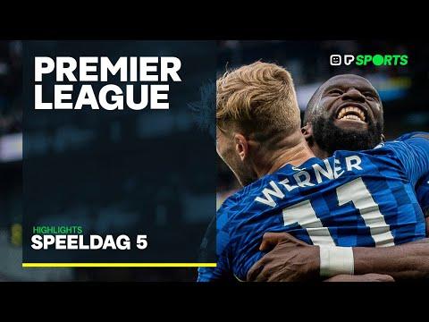 Chelsea, Liverpool en Man. United blijven ongeslagen - Premier League: hoogtepunten speeldag 5