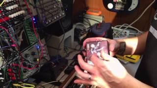 Synthrotek PT2399 DEV Delay Complete Unit Feedblast, Feedback, and Warp mods all added!