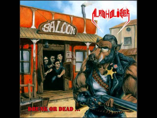 Alkoholizer - Thrash Metal