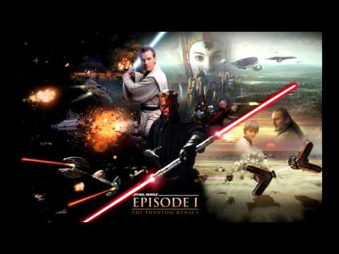 Star Wars Episode 1 - The Sith Spacecraft And The Droid Battle #05 - OST