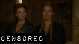 Game Of Thrones Season 4 Episode 5 CENSORED!!