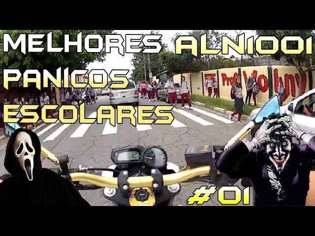 MELHORES PANICOS ESCOLARES DE XJ6 #1/ALN1001 HD