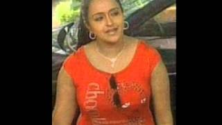 Mallu Serial Actress shalu menon hot clips