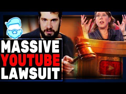 Youtube SUED Into Oblivion By Steven Crowder! A MASSIVE Battle For Free Speech!