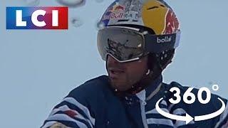 VIDÉO 360 - JO 2018 : Portrait de Pierre Vaultier, champion olympique de snowboardcross