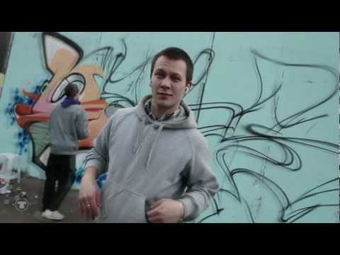 Граффити краска Trane (тест) 2 / Wais & Trun (FF, TAD) www.ilovegraffiti.ru