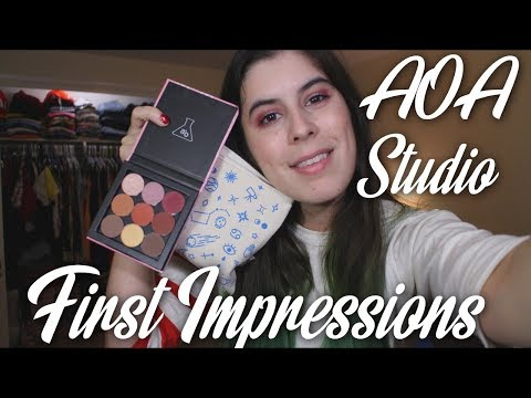 AOA Studio and a2o Lab - Shop Miss A First Impressions and Wear Test!