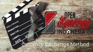 Odoo 7.0 : Currency Exchange Rate Method