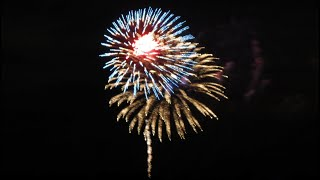 3 FIREWORK shows at One time!