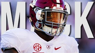 """The Fastest Linebacker In College Football 