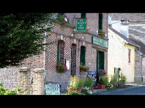 La Maison du Vert Stunning Vegetarian Hotel in France